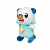 Plush of Oshawott side view