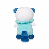 Oshawott plush back point of view
