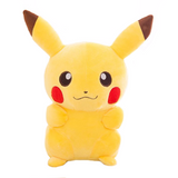 classic pikachu plush front view