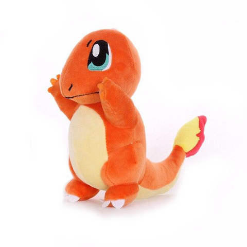 Pokemon charmander plush toy