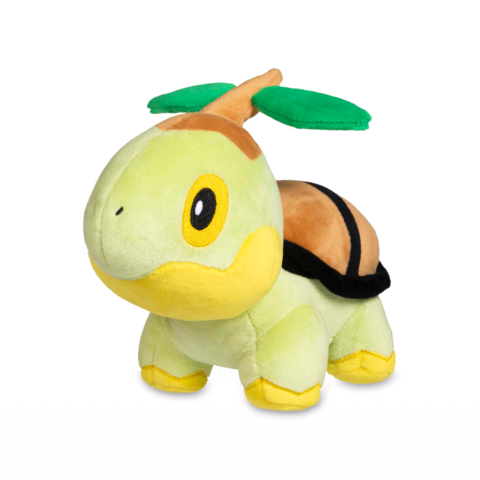 Pokemon turtwig plush