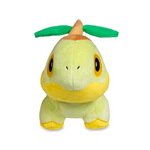 Turtwig plush in front view