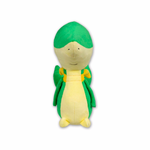 plush of snivy on its front view