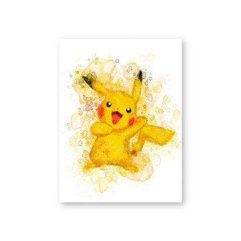 Pokemon poster <br> Pokemon Pikachu | Pokemon Faction