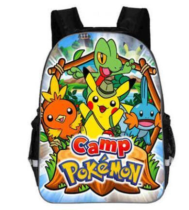 Pokemon backpack <br> Camp Pokemon | Pokemon Faction