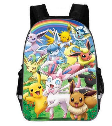 Eeveelution backpack