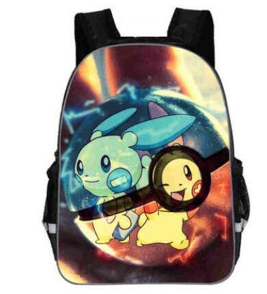 Pokemon backpack <br> Plusle Minun | Pokemon Faction