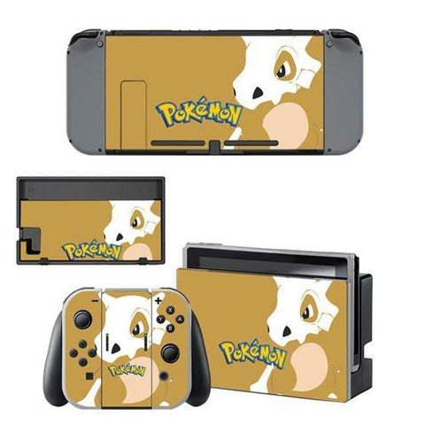 Pokemon stickers <br> Cubone Nintendo Switch | Pokemon Faction