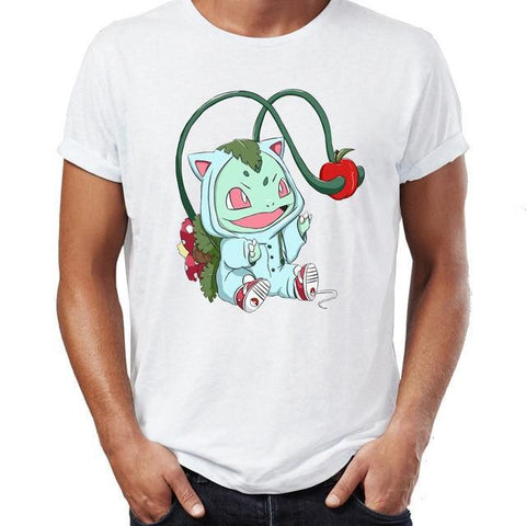 Pokemon bulbasaur shirt