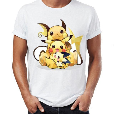 Pikachu family shirt
