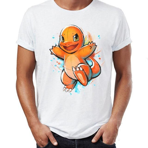 Pokemon charmander shirt