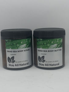 Stay All Natural Combo Set