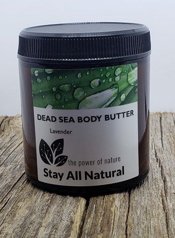 Stay All Natural Body Creme