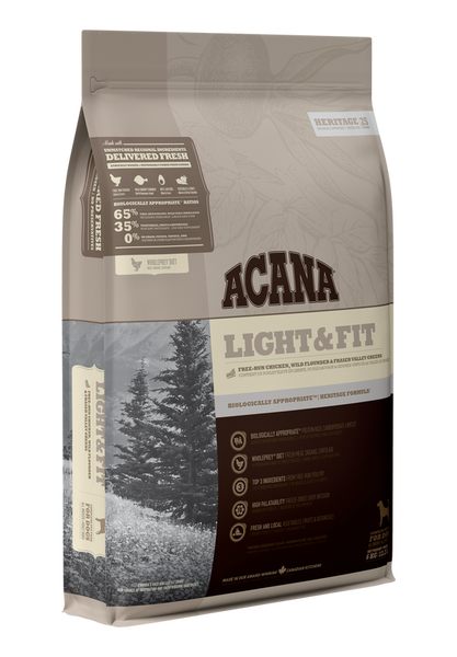 Acana HERITAGE Dog Adult Light-Fit