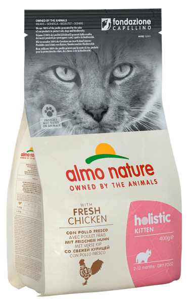 Almo Nature Holistic Chatons  - Poulet