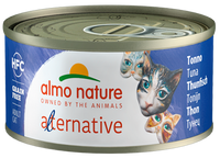 Almo Nature HFC Alternative Chats - boîte - thon (70 gr)
