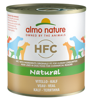 Almo Nature HFC Natural Chiens - boîte - veau