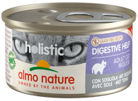 Almo Nature Holistic Chats Digestive - boîte - sole (85 gr)