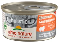 Almo Nature Holistic Chats Maintenance - boîte - sole (85 gr)