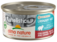 Almo Nature Holistic Chats Urinary - boîte - canard (85 gr)