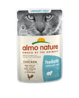 Almo Nature Holistic Chats Urinary - pochette - poulet (70 gr)