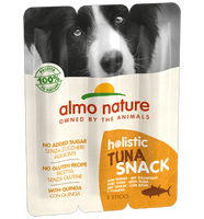Almo Nature Holistic Snack Chiens - thon (3 x 10 gr)