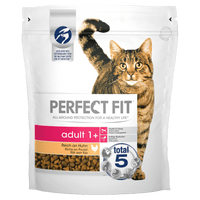 PERFECT FIT Adult 1+ pour chats - poulet