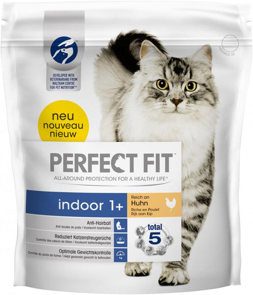 PERFECT FIT Indoor 1+ pour chats - poulet
