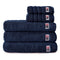 Lexington Icons Original Bath Towel Navy