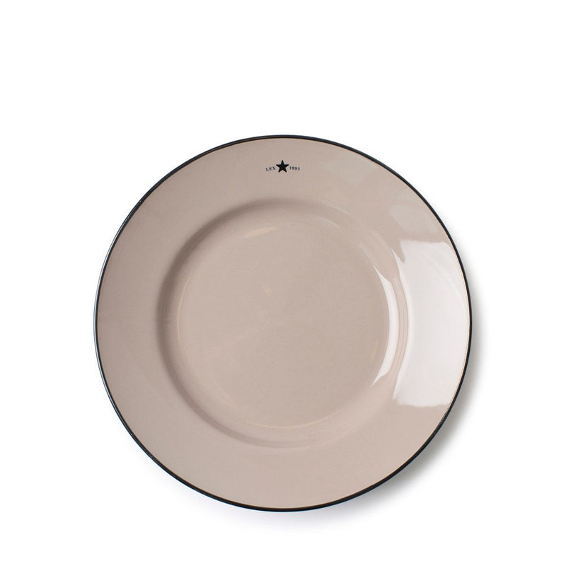 Lexington STONEWARE Assiete Beige