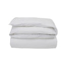 Lexington Hotel Percale Duvet White/White