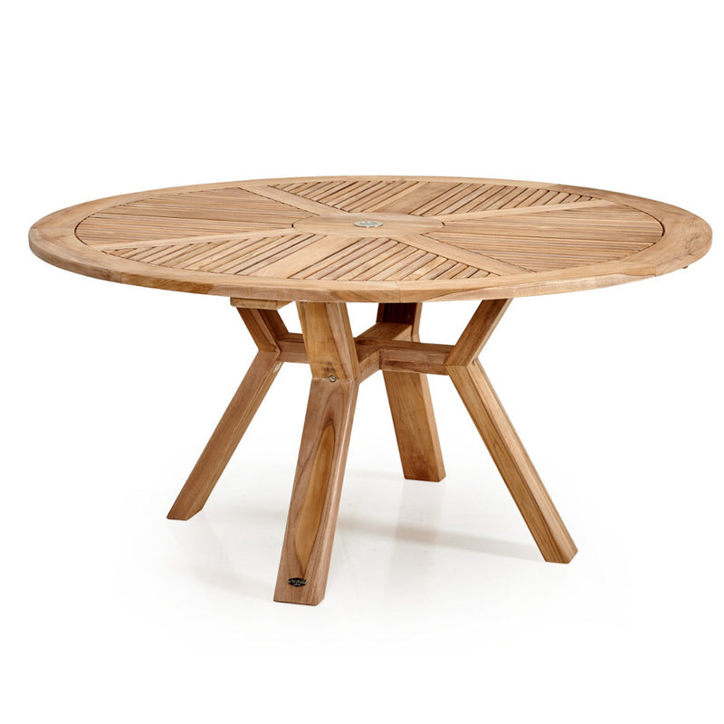 Brafab Circus Dining Table Natural Color 180 x 73cm