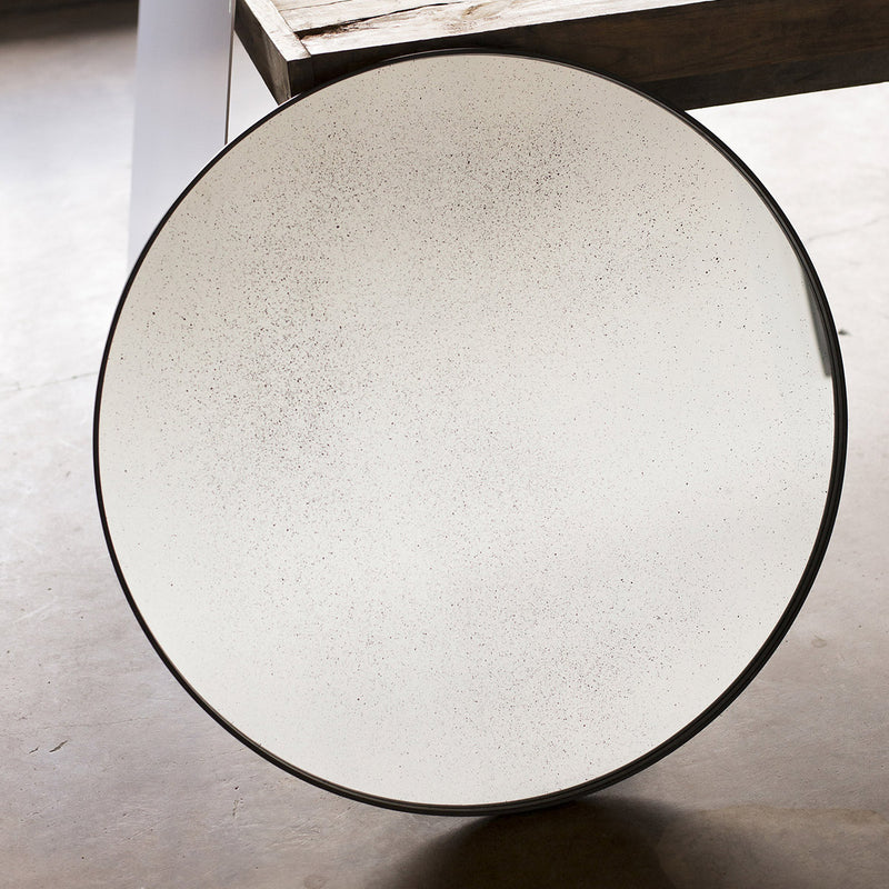 Ethnicraft Accessoires Aged Mirrors Round Clear