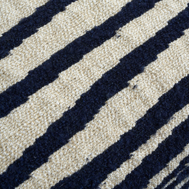 Ethnicraft WHITE STRIPES Kissen