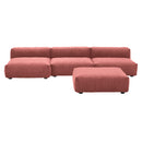 Vetsak Sofa 2 Large 2 Medium 3 Side Cord Velours