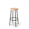 Ethnicraft Baretto Bar Stool