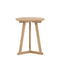 Ethnicraft Tripod Side Table