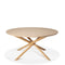 Ethnicraft Mikado Dining Table Round
