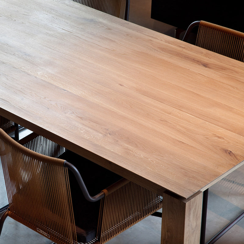 Ethnicraft Slice Dining Table