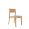 Ethnicraft Ex 1 Dining Chair Oak