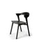 Ethnicraft Bok Dining Chair Oak Black