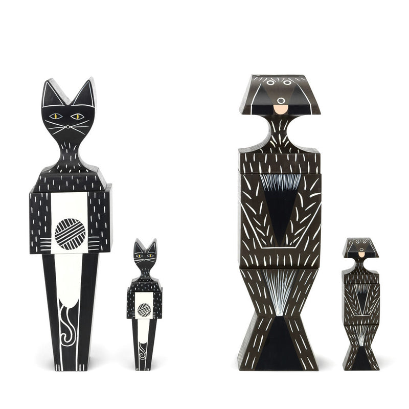 Vitra Accessoires Wooden Doll Dog