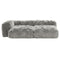 Vetsak Sofa 2 Large 3 Side Flokati