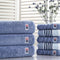 Lexington Icons Original Bath Towel Blue
