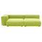 Vetsak Sofa 2 Large 3 Side Velvet
