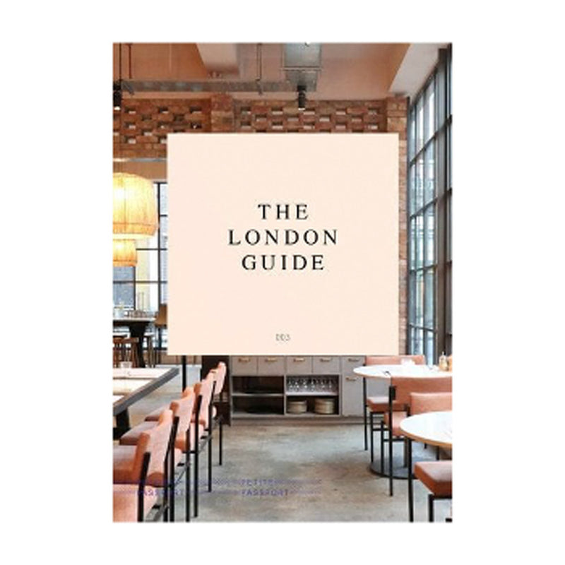 "New Mags Buch ""The London Guide"""