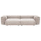 Vetsak Sofa 2 Large 4 Side Cord Velours