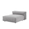 Vetsak Sofa 1 Large 1 Side Cord Velours