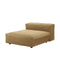 Vetsak Sofa 1 Large 1 Side Velvet