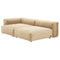 Vetsak Sofa 2 Large 3 Side Cord Velours